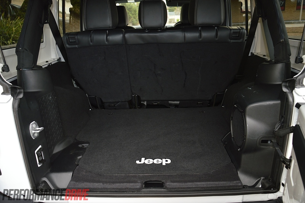 cargo space in jeep autos post. Black Bedroom Furniture Sets. Home Design Ideas
