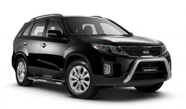 2014 Kia Sorento Family Pack