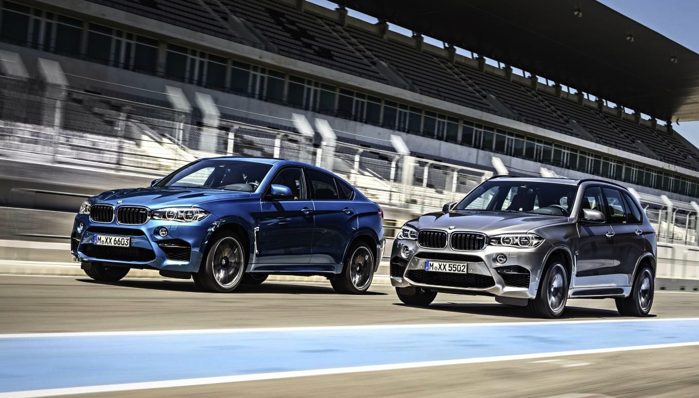 2015 bmw x5 m x6 m revealed more power improved economy performancedrive. Black Bedroom Furniture Sets. Home Design Ideas