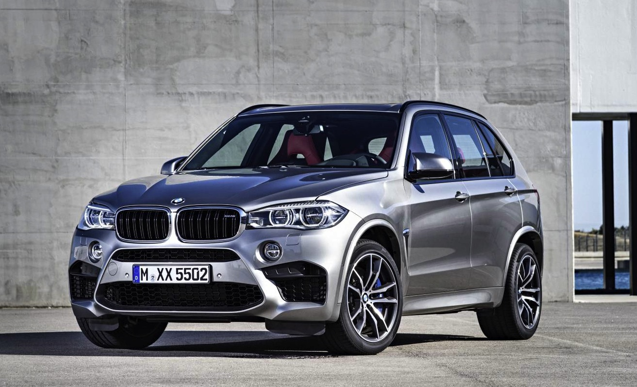 2015 bmw x5 m x6 m revealed more power improved economy. Black Bedroom Furniture Sets. Home Design Ideas