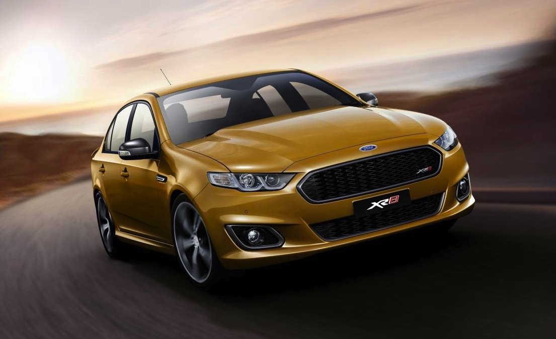 2015 Ford Falcon XR8 on sale from $52,490, 335kW confirmed
