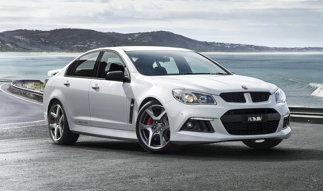 2015 HSV Gen-F range on sale in November from $59,990