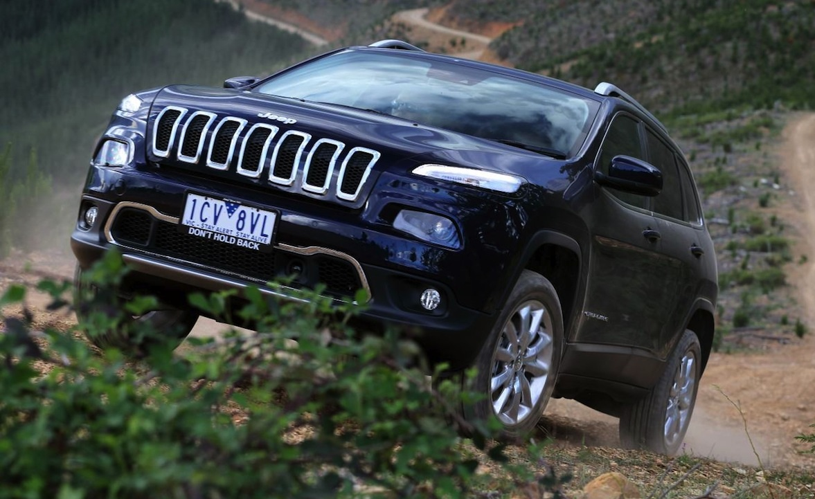 2014 Jeep Patriot For Sale >> 2015 Jeep Cherokee Limited Diesel on sale from $49,000 | PerformanceDrive