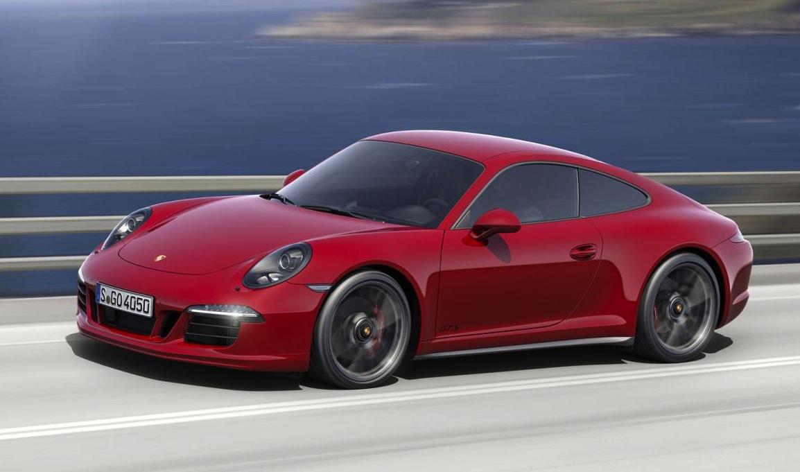 2015 Porsche 911 GTS on sale in Australia from $268,700