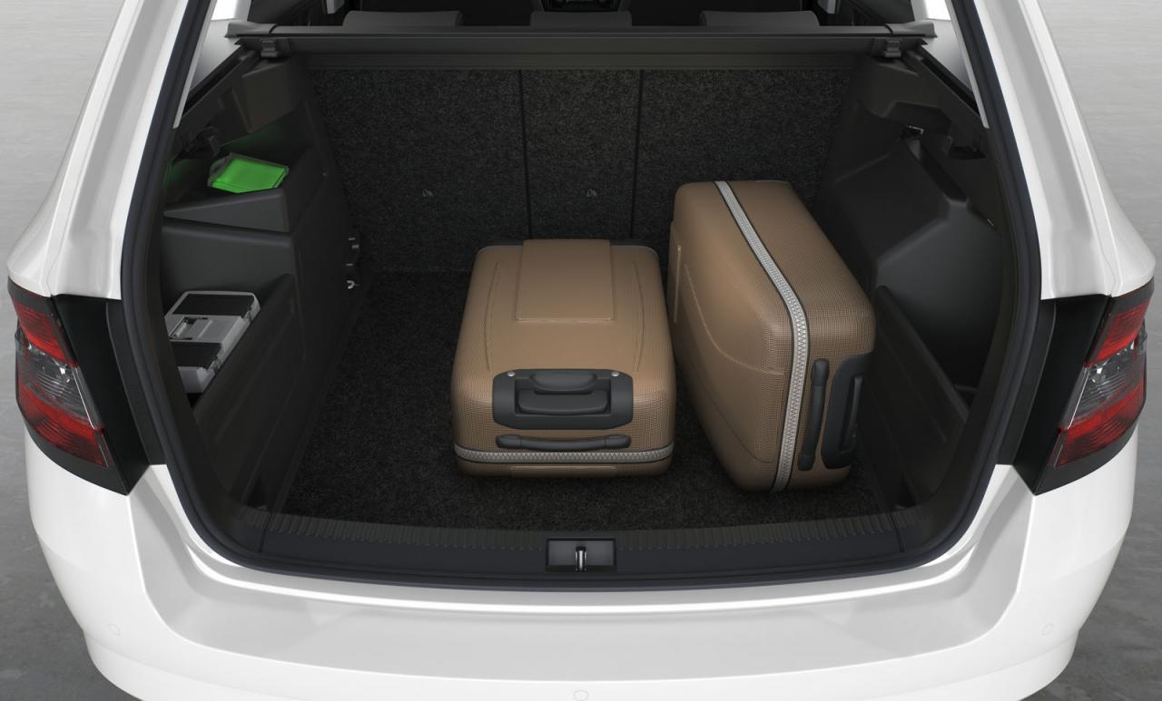 2015 skoda fabia combi wagon revealed performancedrive. Black Bedroom Furniture Sets. Home Design Ideas