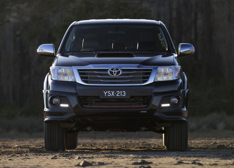 2015 toyota hilux black on sale from $53,240 | performancedrive IC410