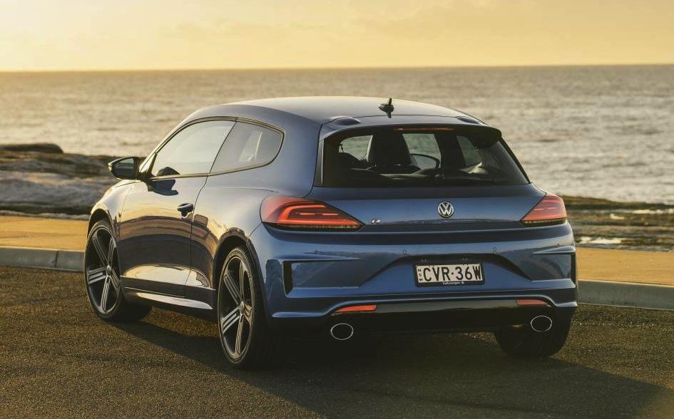 2015 volkswagen scirocco r on sale in australia