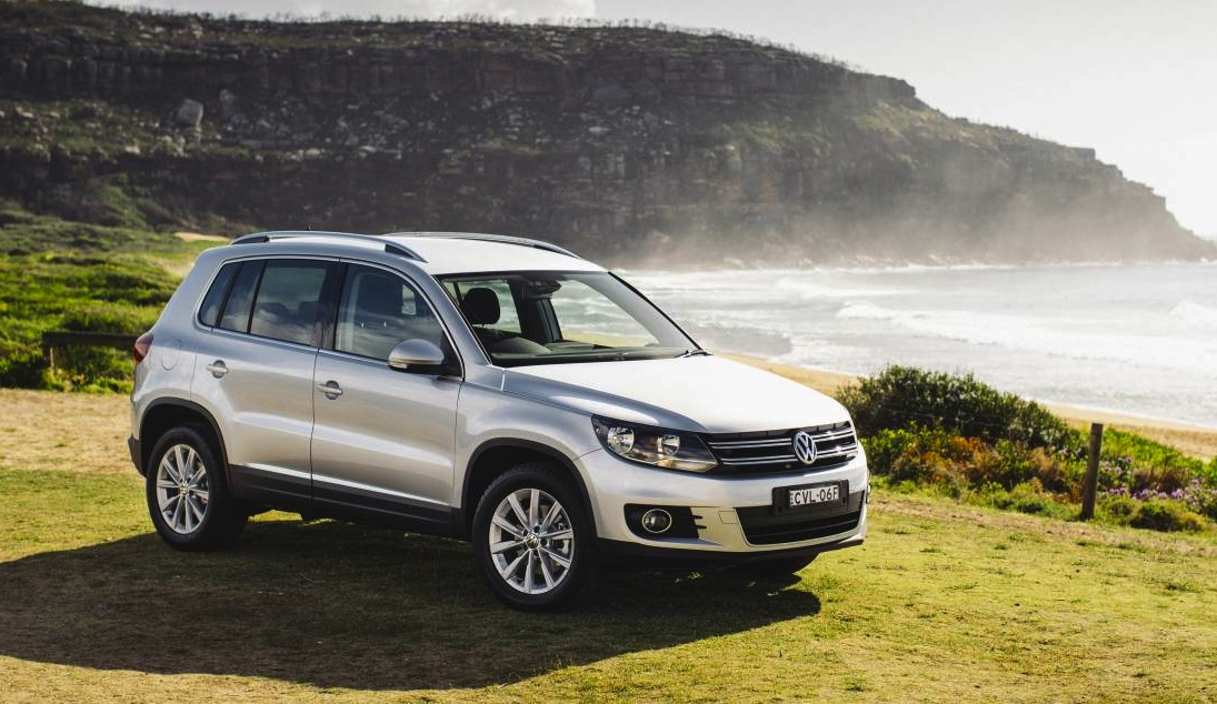 2015 volkswagen tiguan on sale in australia from 28 990 performancedrive. Black Bedroom Furniture Sets. Home Design Ideas