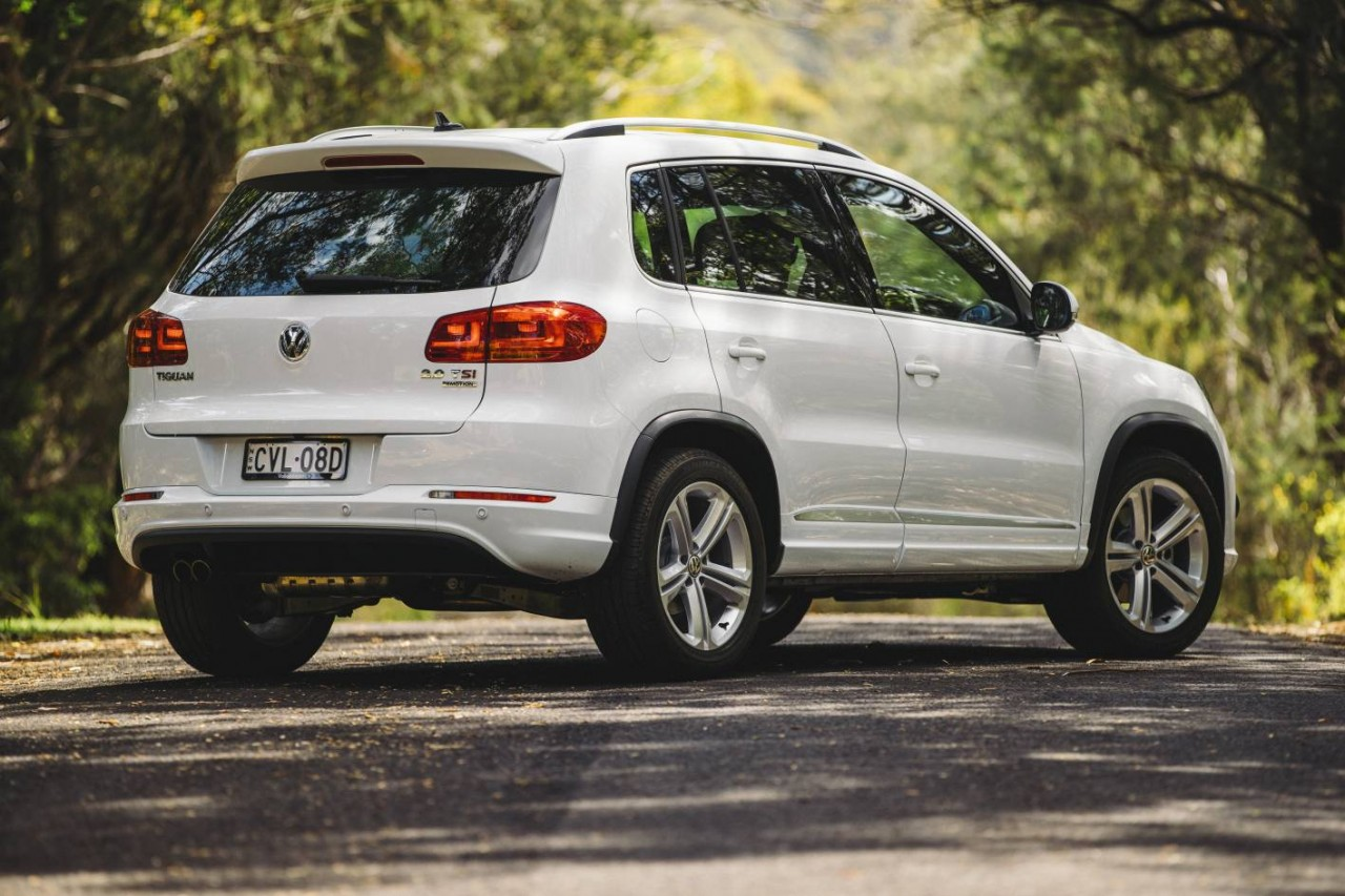 2015 volkswagen tiguan on sale in australia from 28 990. Black Bedroom Furniture Sets. Home Design Ideas