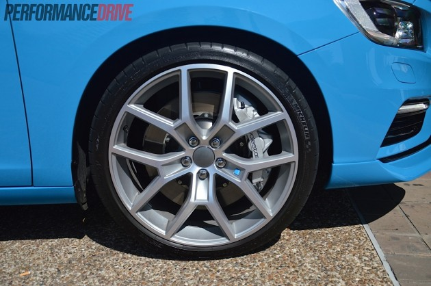 2015 Volvo S60 Polestar-20in wheels