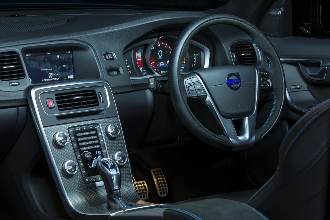 2015 Volvo S60 & V60 Polestar on sale from $99,990 | PerformanceDrive