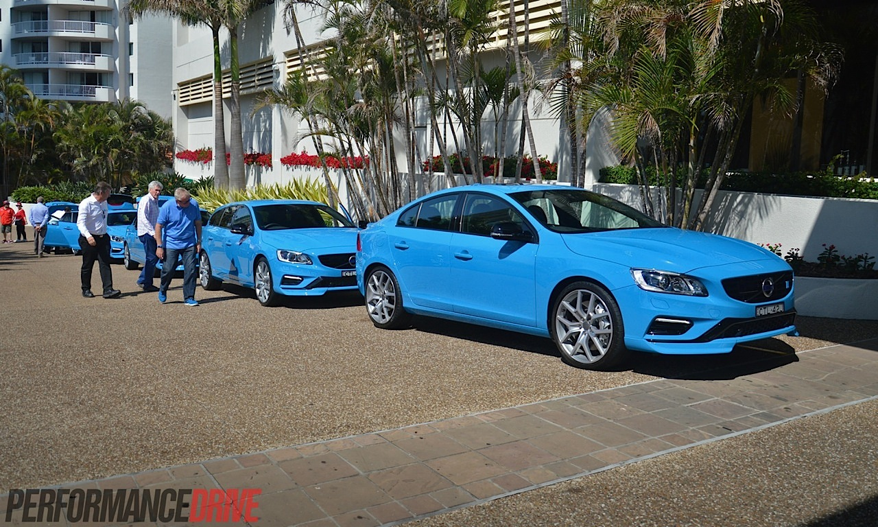 2015 Volvo S60 & V60 Polestar review - Australian launch | PerformanceDrive