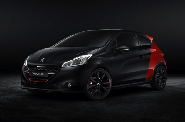 Peugeot 208 GTi 30th Anniversary edition