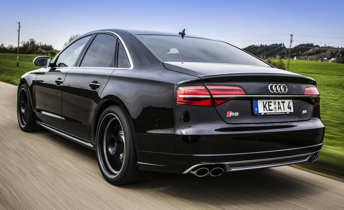 abt develops 496kw package for new audi s8 performancedrive. Black Bedroom Furniture Sets. Home Design Ideas