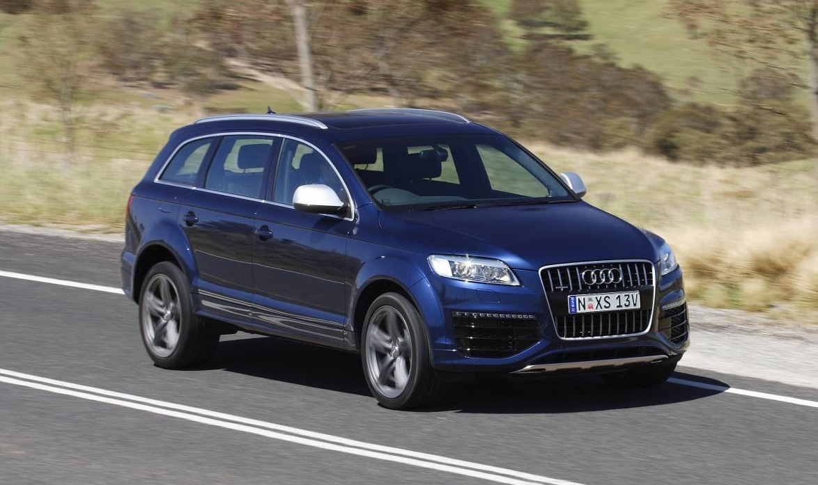 all new 2015 audi q7 suv to debut at detroit show performancedrive. Black Bedroom Furniture Sets. Home Design Ideas