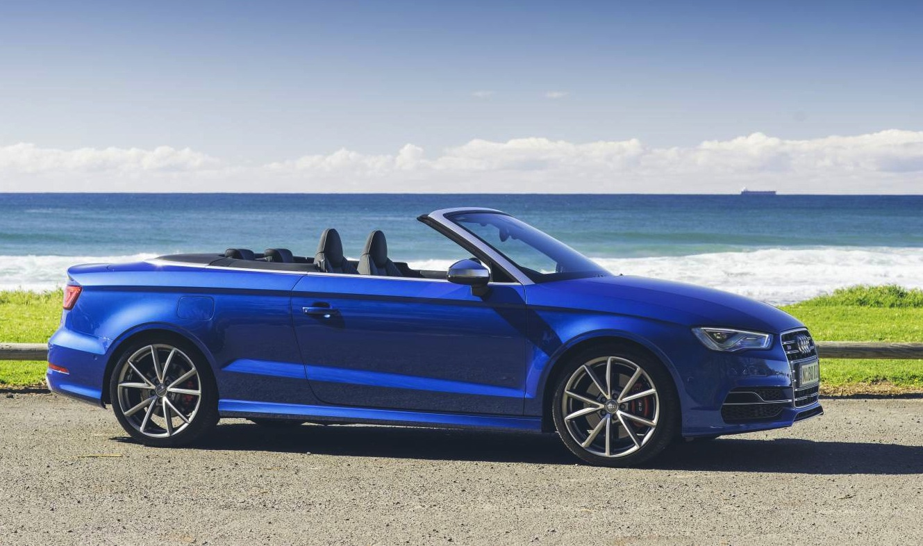 audi s3 cabriolet now on sale in australia from 69 300 performancedrive. Black Bedroom Furniture Sets. Home Design Ideas
