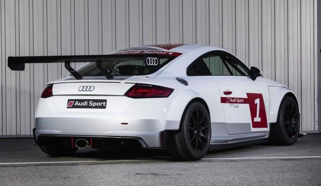 Audi Sport TT Cup-rear