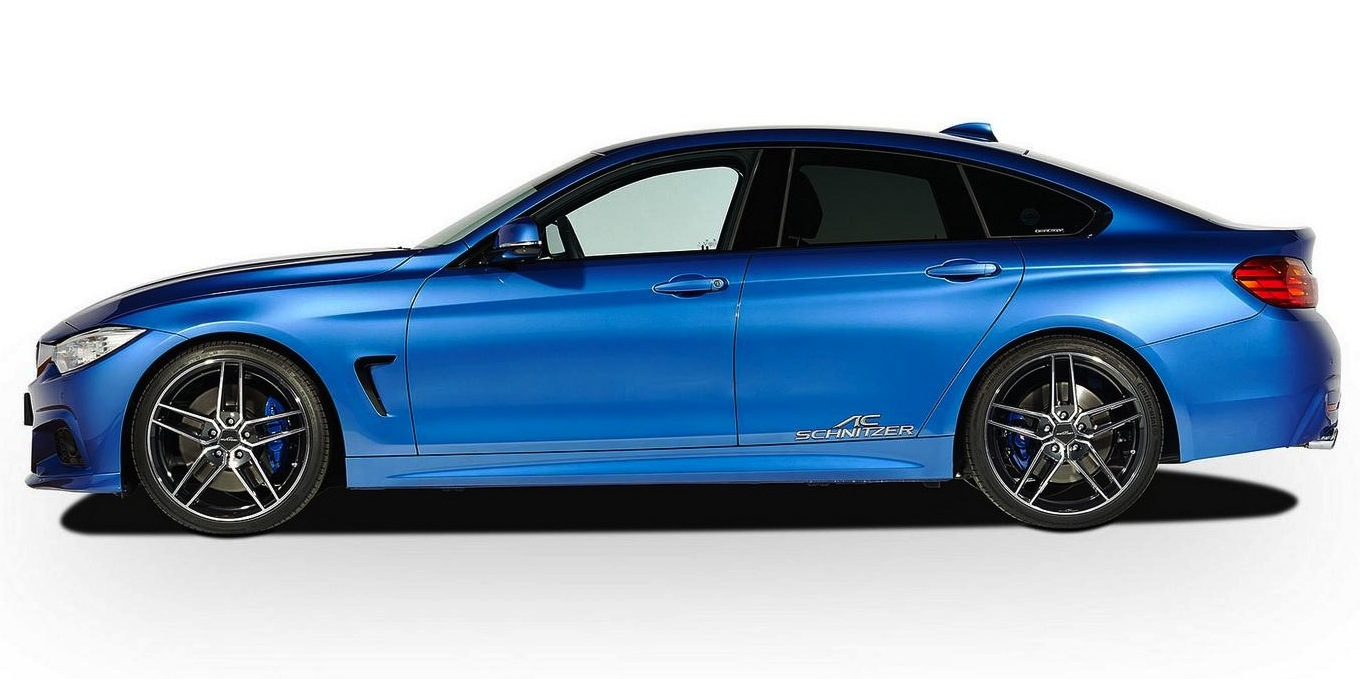 Ac Schnitzer Reveals Upgrades For Bmw 4 Series Gran Coupe Performancedrive