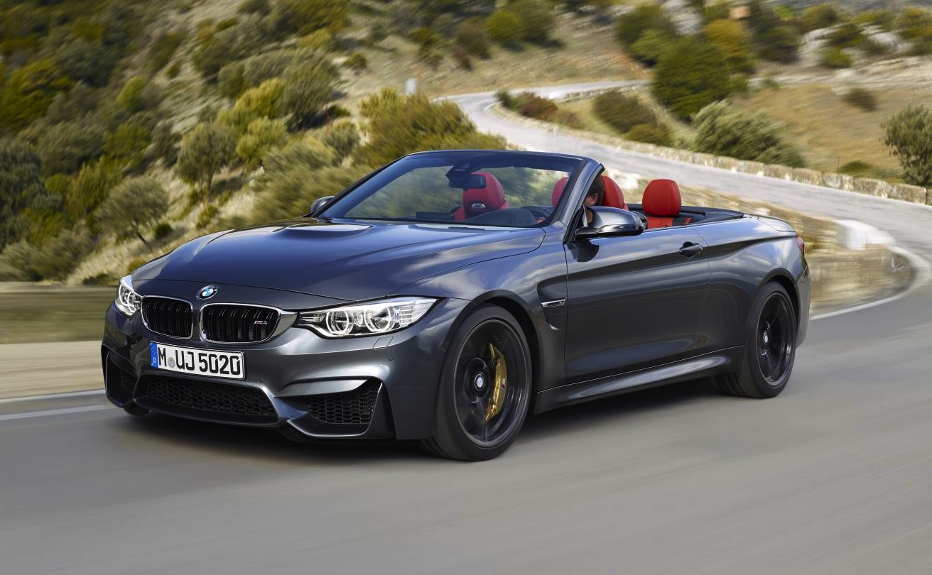 bmw facelift drive test series convertible