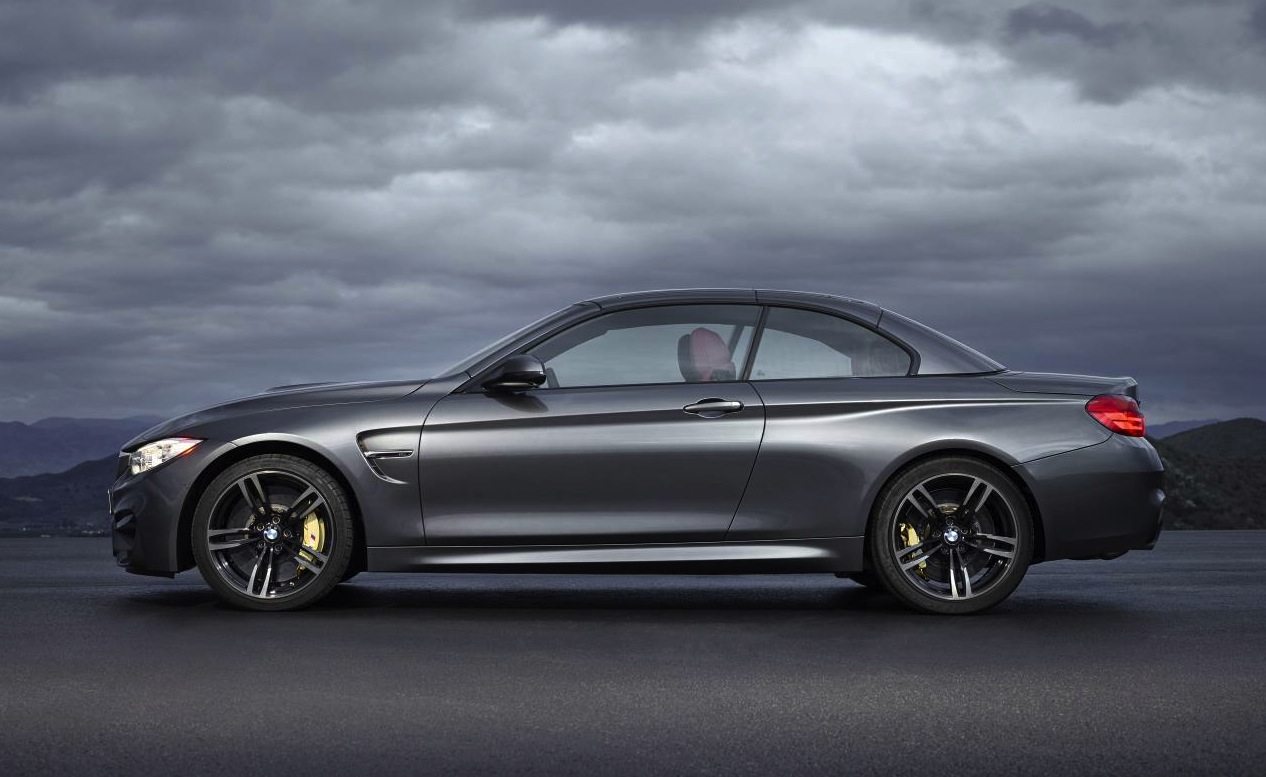 Bmw M4 Convertible On Sale In Australia From 178 430