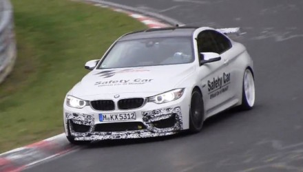 BMW M4 GTS prototype maybe