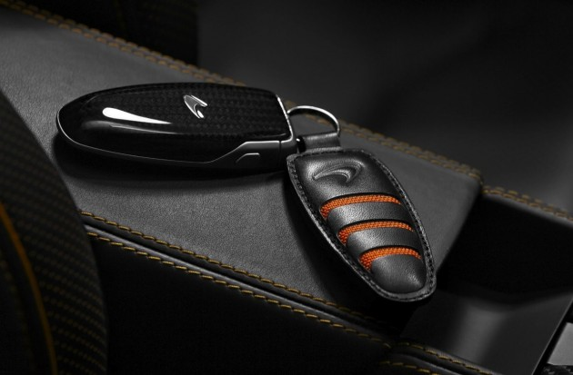 Car key fob keyless