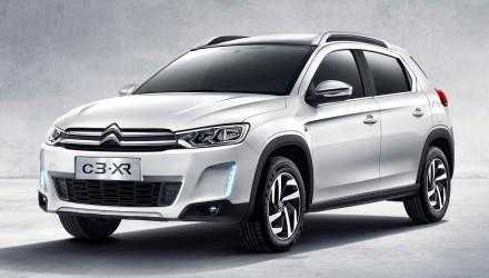 Citroen C3-XR SUV crossover China