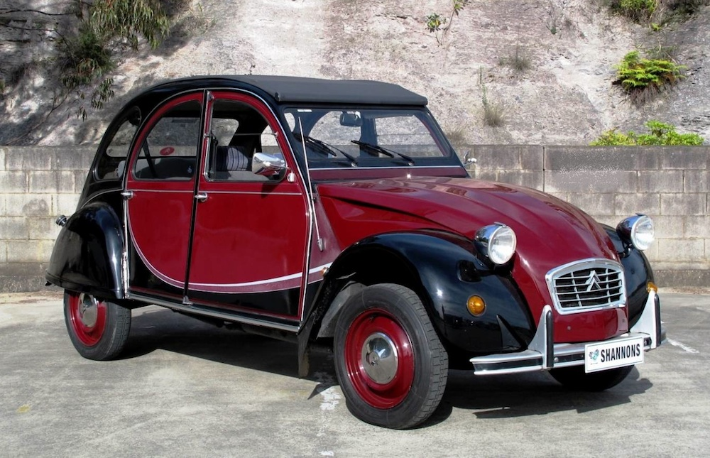 citroen 2cv for sale queensland