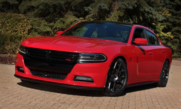 Dodge Charger R:T concept SEMA
