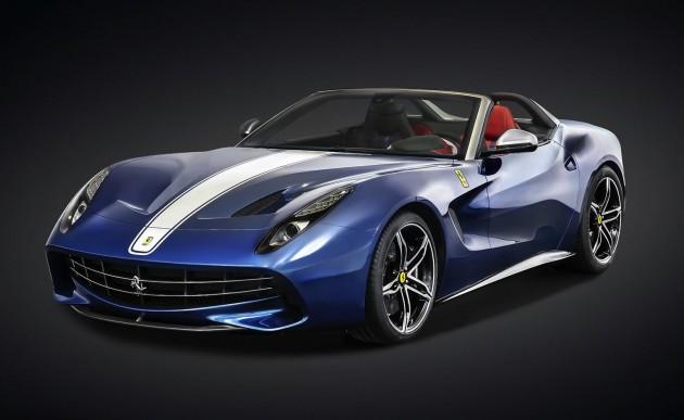 Ferrari F60Amercia