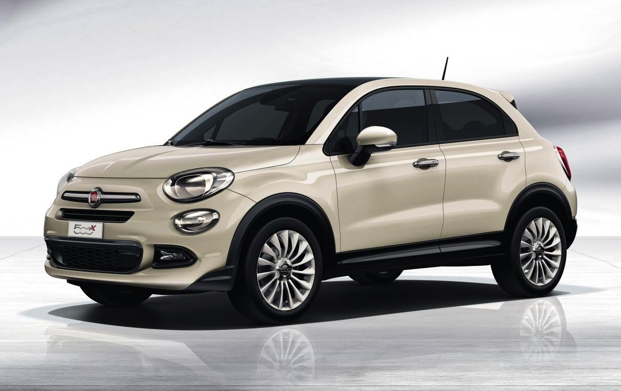 articles fiat 500x revealed in leaked image video 2015 fiat 500x