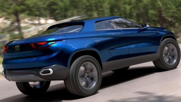 Fiat FCC4 concept SUV