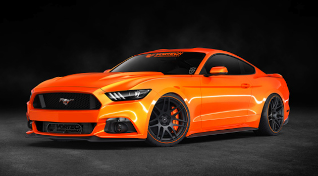 Ford Mustang GT V8 Vortech