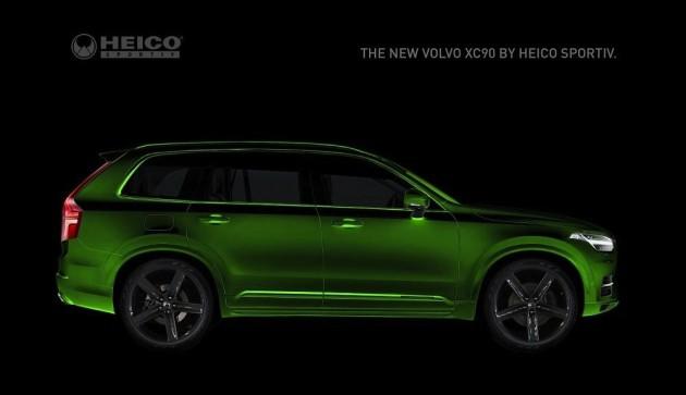 Heico Sportiv 2015 Volvo XC90
