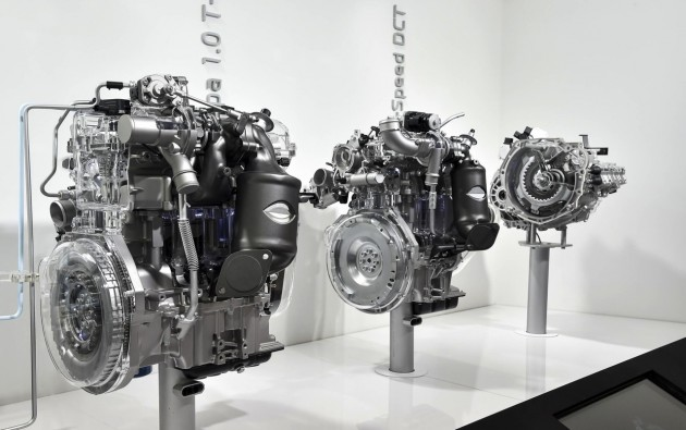 Hyundai Kappa engines and 7spd DCT