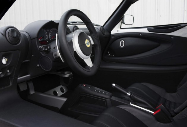 Lotus Exige S six speed automatic
