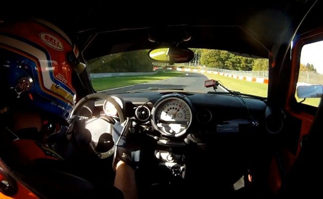 MINI Cooper JCW Nurburgring record
