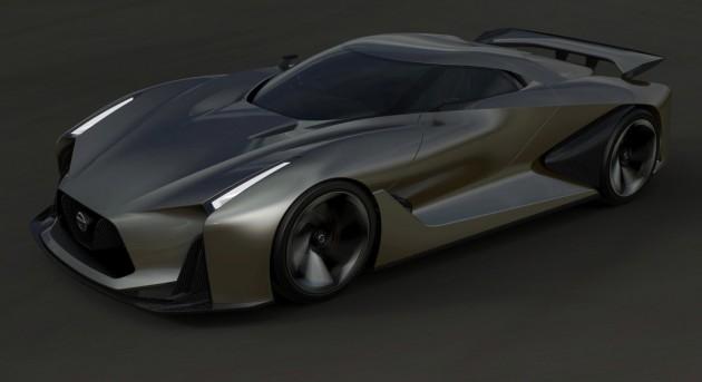 Nissan Concept 2020 Gran Turismo