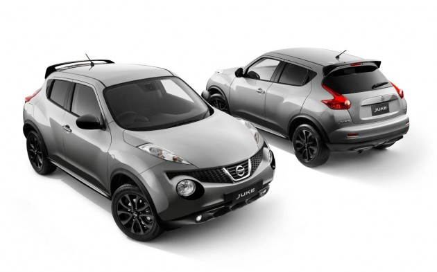 Nissan Juke Mightnight Edition