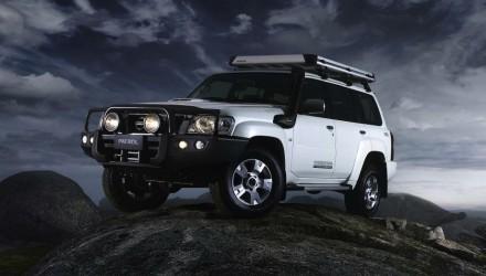 Nissan Patrol Titanium edition