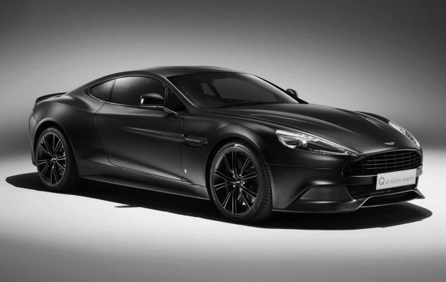 Q by Aston Martin Vanquish