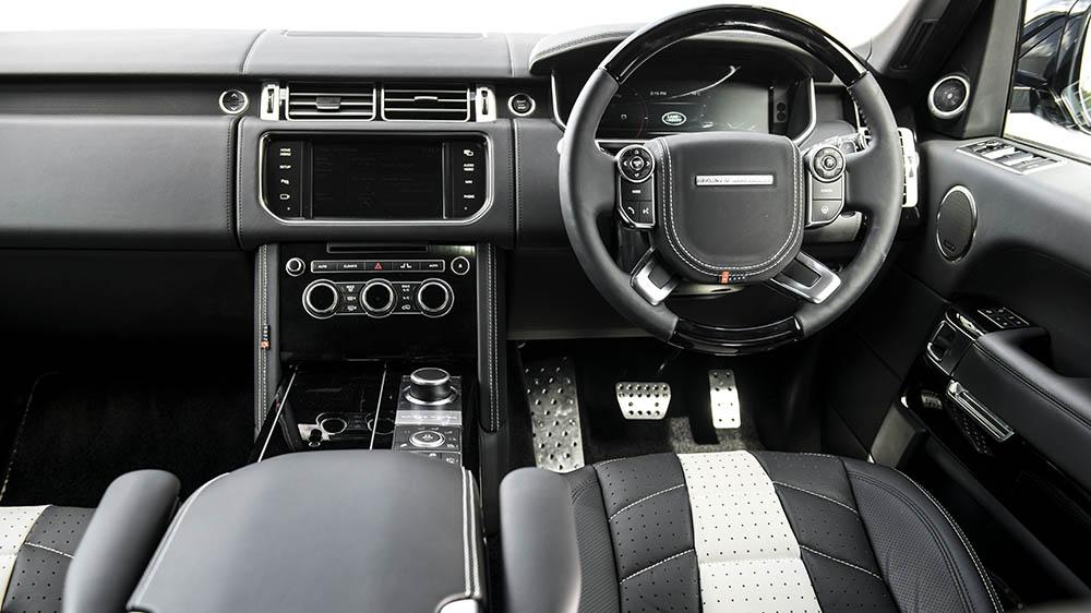 kahn design announces range rover rs600 kit performancedrive