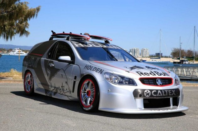 Red Bull Racing Holden Sandman V8 Supercar