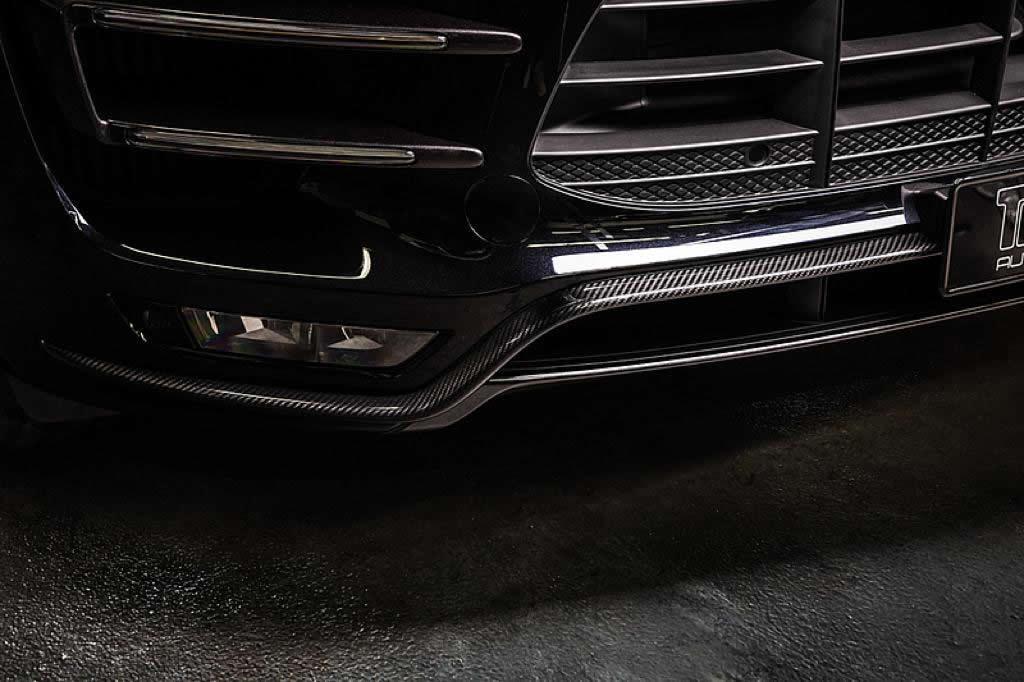 Porsche Macan Turbo Pack Performance >> TechArt creates sinister Porsche Macan Turbo upgrade ...