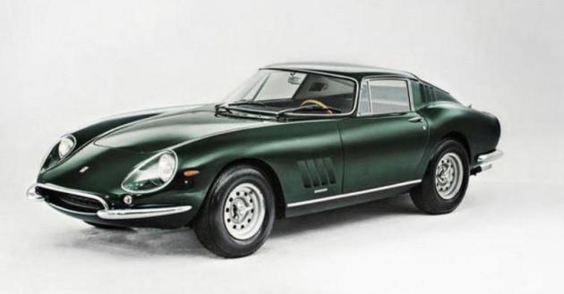 1965 Ferrari 275 GTB Berlinetta alloy body