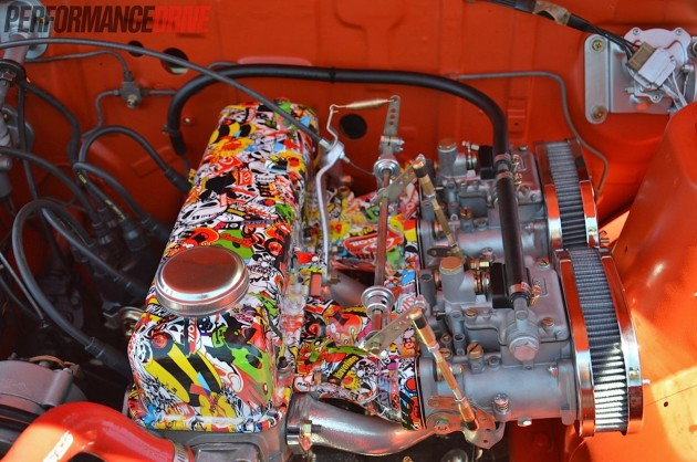 2014 Datsun Day-1200 rocker cover