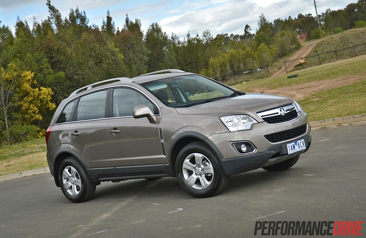 2014 Holden Captiva 5 LT review (video) | PerformanceDrive