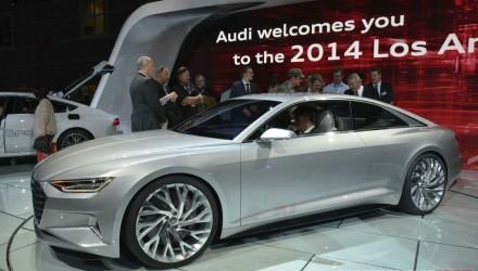 2014 Los Angeles Auto Show-Audi Prologue