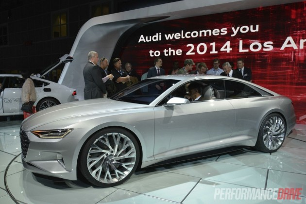 2014 Los Angeles Auto Show-Audi Prologue