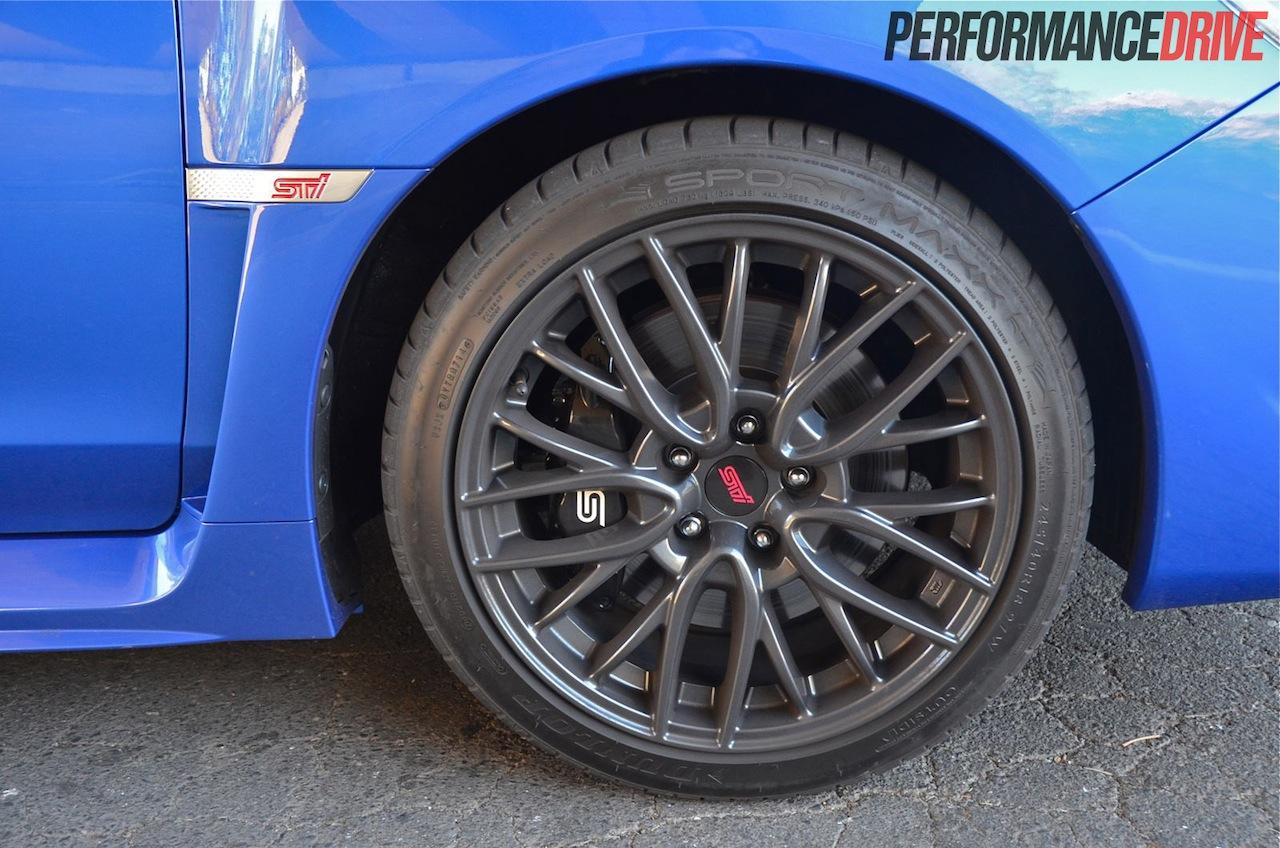 2014 Subaru Wrx Sti Review Video Performancedrive
